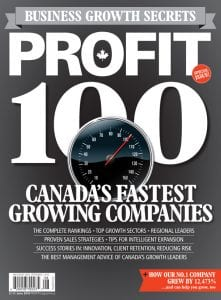 Profit 100 fastest growing companies