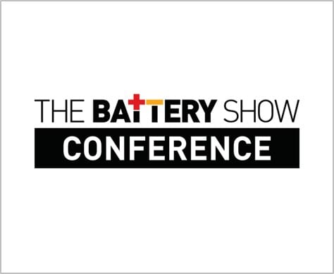 The Battery Show Conference logo