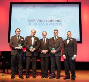 international business award