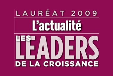 L'Actualité Growth Leaders 2009 Rankings