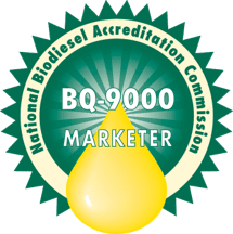 BQ-9000 Biodiesel Marketers Targray