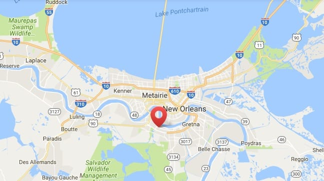 Targray biodiesel supplier location in New Orleans