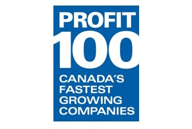 Profit 100 Fastest-Growing Companies 2009 logo
