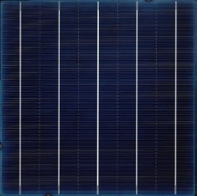 Multicrystalline Solar Cell