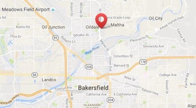 Targray Bakersfield Biodiesel Terminal