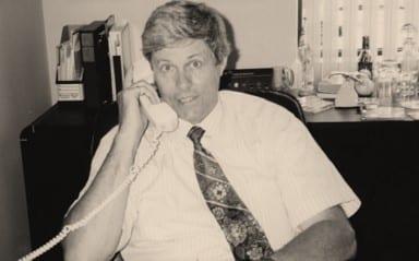Targray Founder Tom Richardson