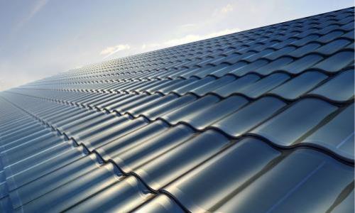 bipv solar shingles project