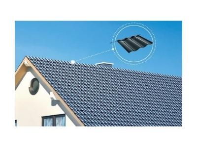 BIPV Solar Shingles