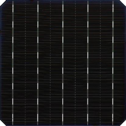 Mono PERC solar cell