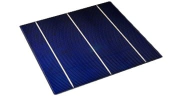 solar silicon material