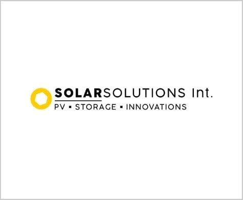 Solar Solutions Int logo